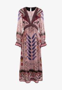 Ana Alcazar - Maxi dress - rosa - 6