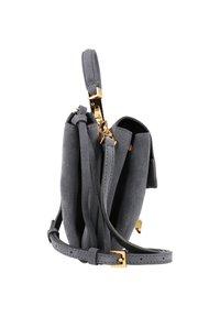 Coccinelle - ARLETTIS  - Handbag - ash grey - 3