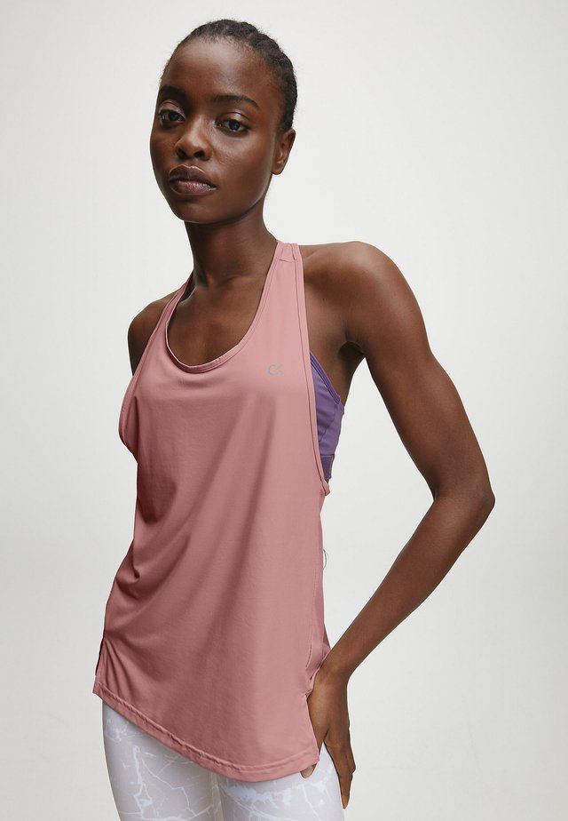 TANK - T-shirt sportiva - fresh pink