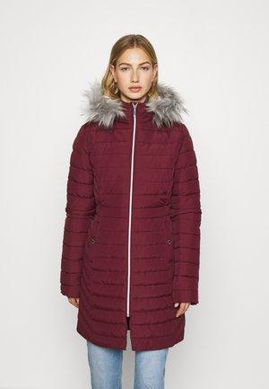 CORE PUFFER - Winterjas - burgundy
