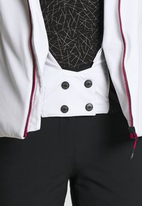 CMP - WOMAN JACKET ZIP HOOD - Ski jacket - bianco - 4