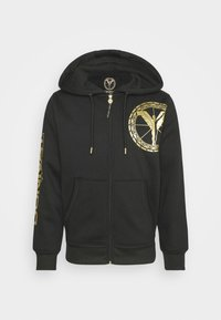 Carlo Colucci - DONNAY X CARLO COLUCCI - Zip-up hoodie - black/gold - 6
