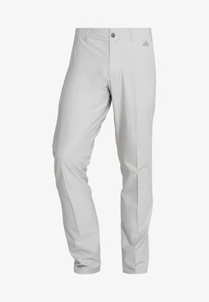 ULTIMATE365 3 STRIPES TAPERED PANTS - Outdoor trousers - grey