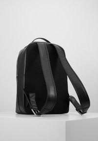 Calvin Klein - BACKPACK - Reppu - black - 2