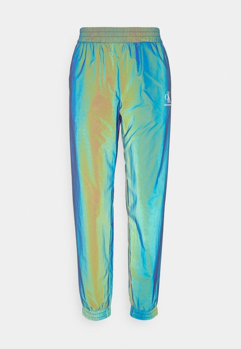 Calvin Klein Jeans - REFLECTIVE PANT - Träningsbyxor - multi-coloured