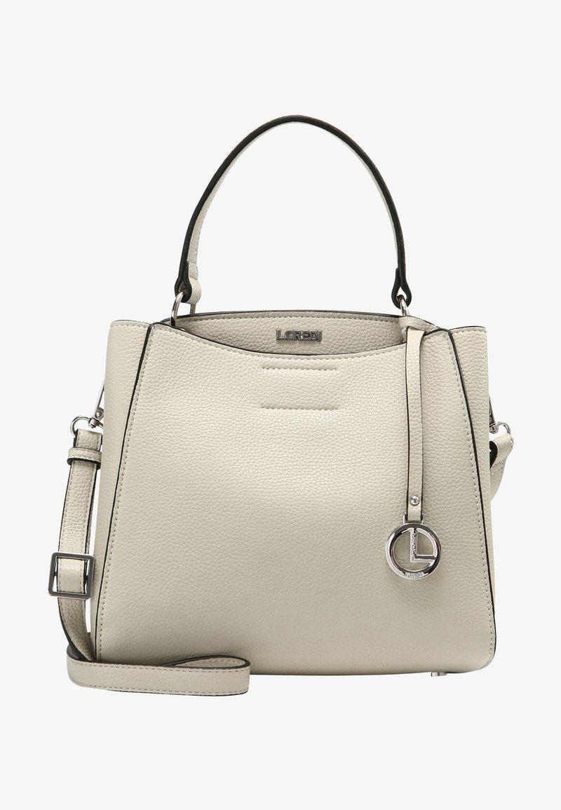 L. CREDI - FABIENNE - Handbag - stone