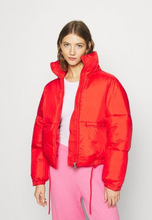HEDDA PUFFER JACKET - Giacca invernale - red