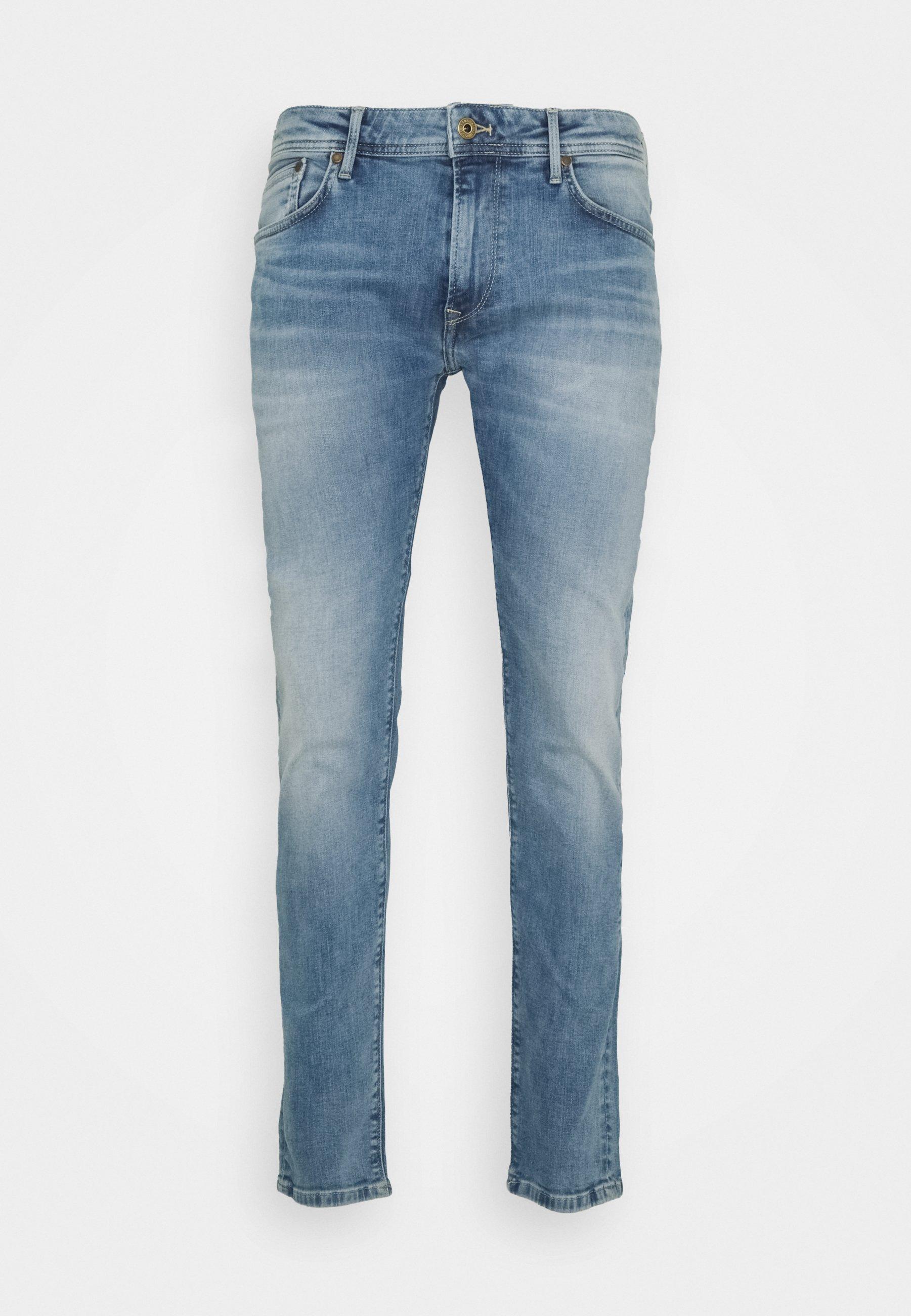 Uomo STANLEY POWERFLEX - Jeans slim fit