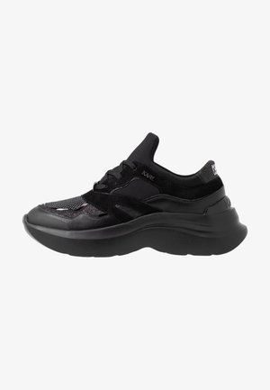 SKYLINE DELTA LO LACE MIX - Trainers - black