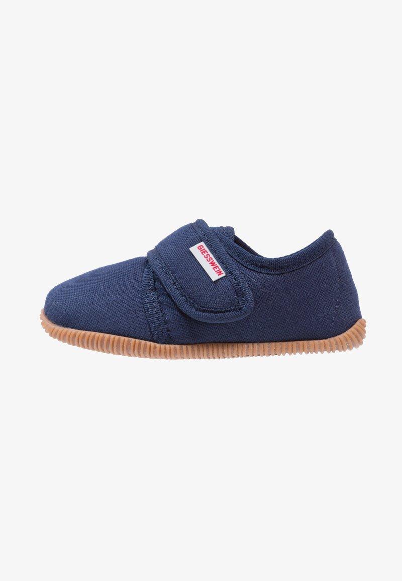 Giesswein - SENSCHEID - Touch-strap shoes - dunkelblau
