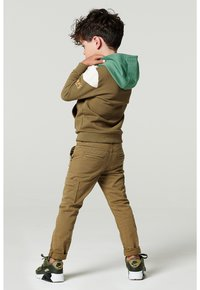 Noppies - Slim fit jeans - gothic olive - 1