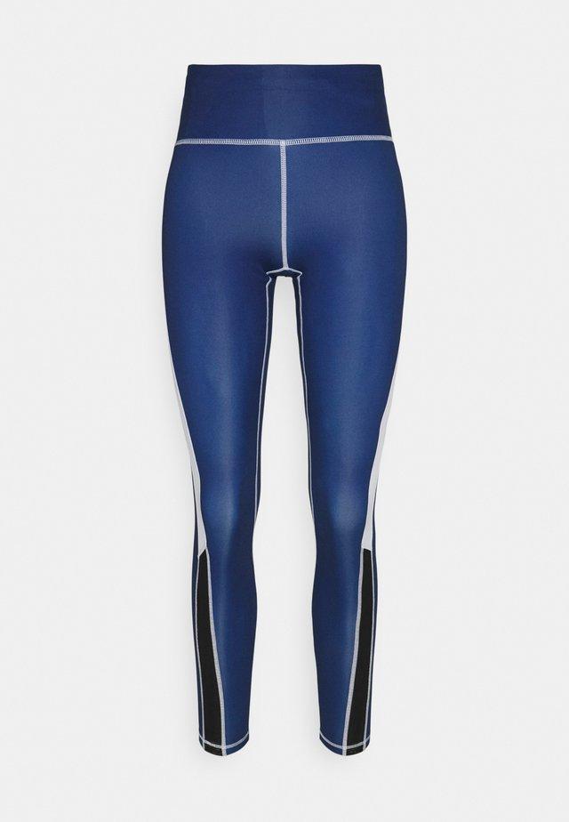 HIGH WAIST  - Legging - blue depths