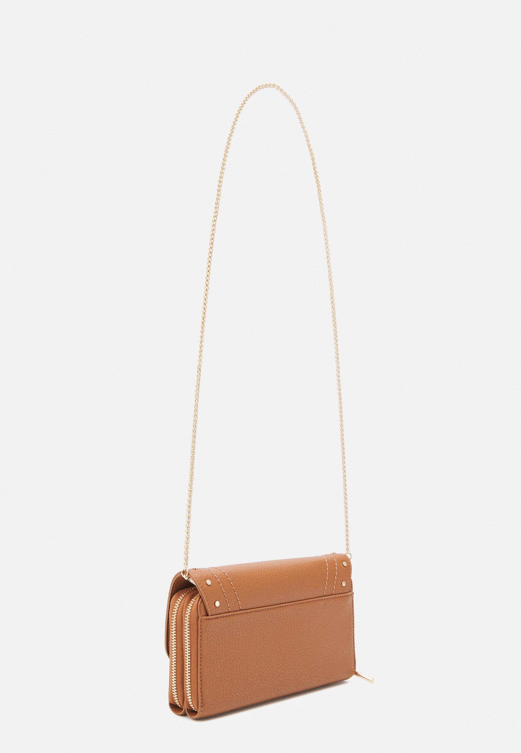Women XL DOUBLE ZIP AROUND - Wallet