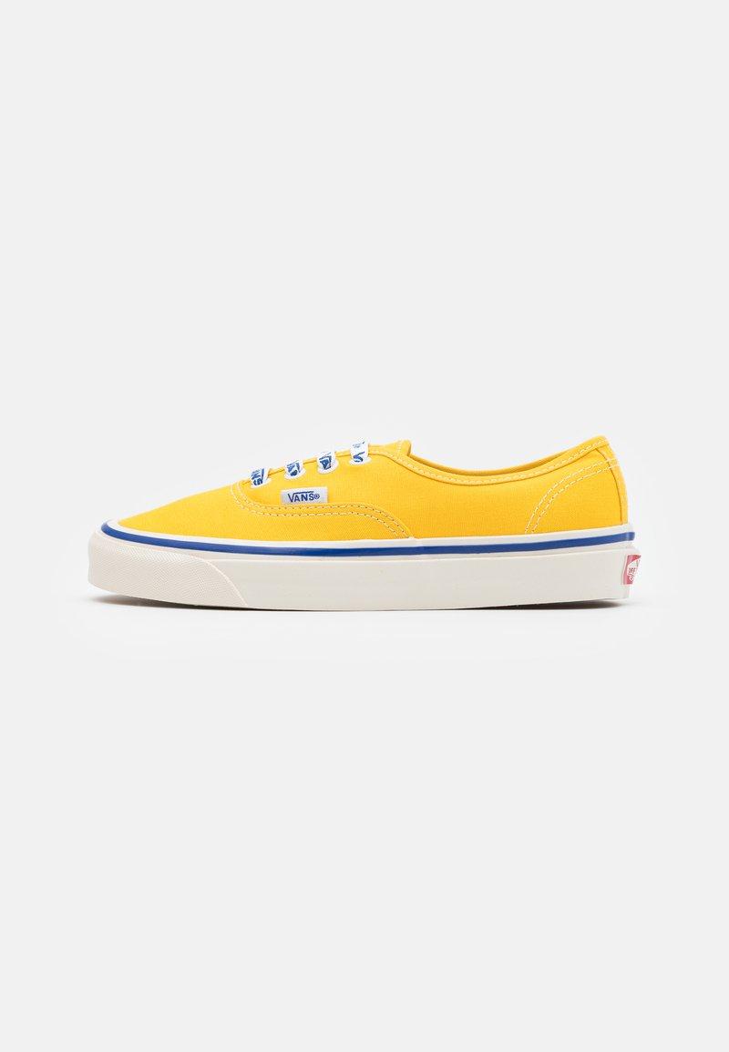 Vans - ANAHEIM AUTHENTIC 44 DX UNISEX - Trainers - yellow/white