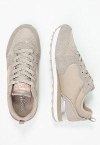 Skechers Sport - EXCLUSIVE - Sneakers laag - natural - 3