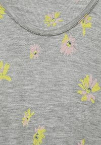 Cecil - Print T-shirt - grey - 4