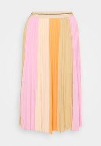Mos Mosh - A-line skirt - peach parfait - 0