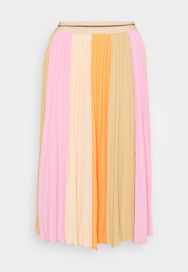 Mos Mosh - A-line skirt - peach parfait