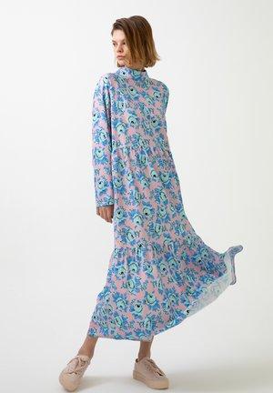 WITH TASSEL DETAIL - Korte jurk - pink