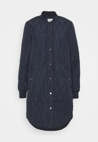 Kaffe - SHALLY QUILTED - Winter coat - midnight marine - 0