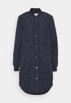 SHALLY QUILTED - Winter coat - midnight marine