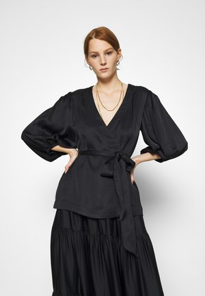 BLOUSE GLORIA - Blouse - black