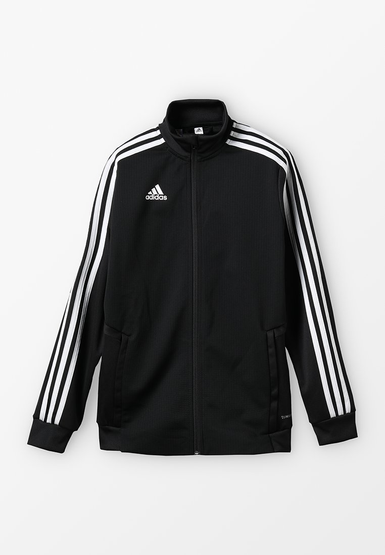 adidas Performance - TIRO 19 TRAINING TRACK TOP - Kurtka sportowa - black/white