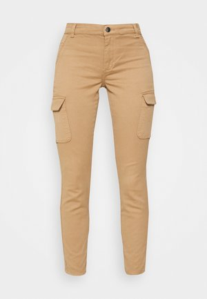ONLLINE EASY PANT - Cargo trousers - tigers eye