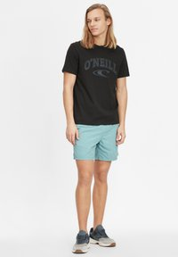 O'Neill - T-shirt med print - black out - 1