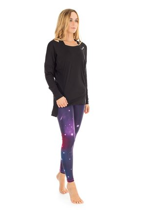 MCS003 ULTRA LIGHT - Long sleeved top - schwarz