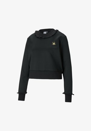 Sweatshirt - puma black