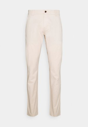 SCANTON PANT - Chino kalhoty - smooth stone