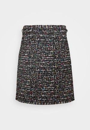 RITANO - A-snit nederdel/ A-formede nederdele - black