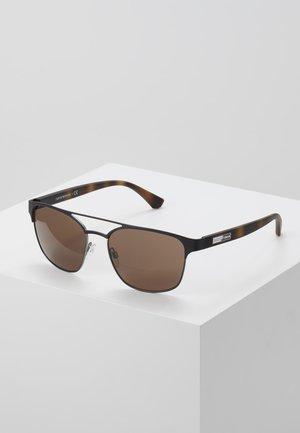 Sunglasses - brown/matte gunmetal