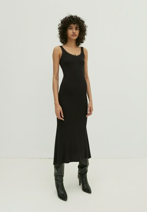 ALANA - Day dress - schwarz