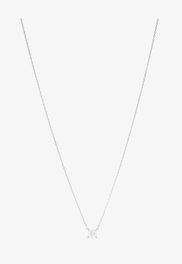 ATTRACT NECKLACE  - Collana - white