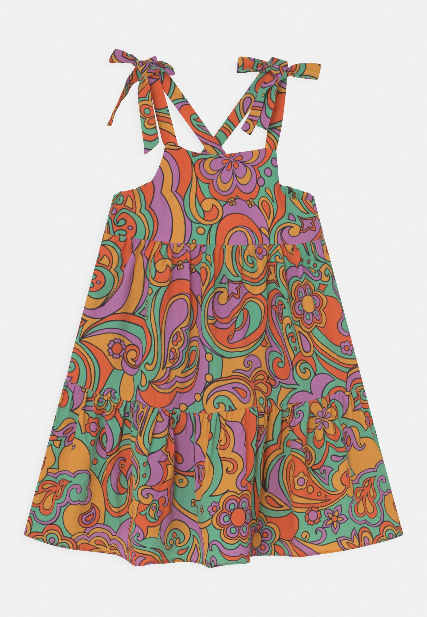 Kids PAISLEY DRESS - Day dress