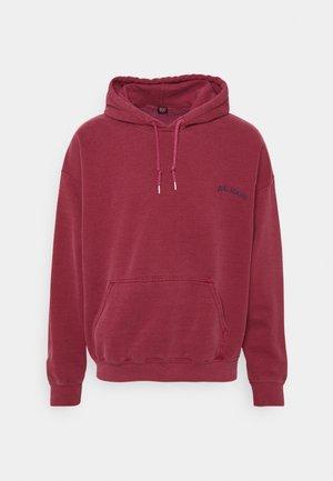 SKATE HOODIE UNISEX - Sweatshirt - berry