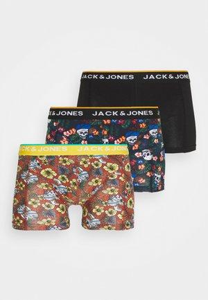 JACBRAC TRUNKS 3 PACK - Pants - burnt ochre