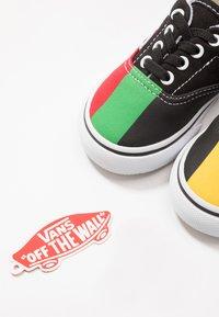 Vans - ERA ELASTIC LACE - Trainers - multicolor/true white - 6