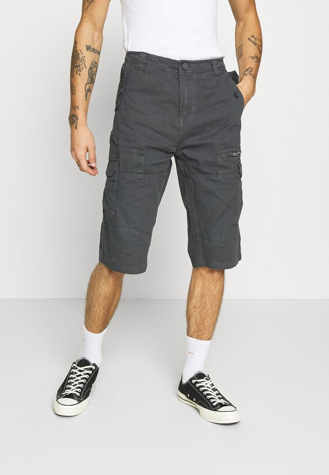 ARDWICK - Shorts - charcoal