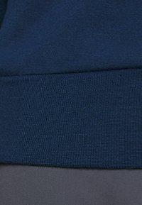 Icebreaker - NATURE HELLIERS CREW - Sweatshirt - true indigo dark - 5