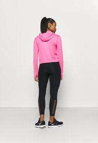 Nike Performance - ELEMENT - Training jacket - hyper pink/pink glow - 2