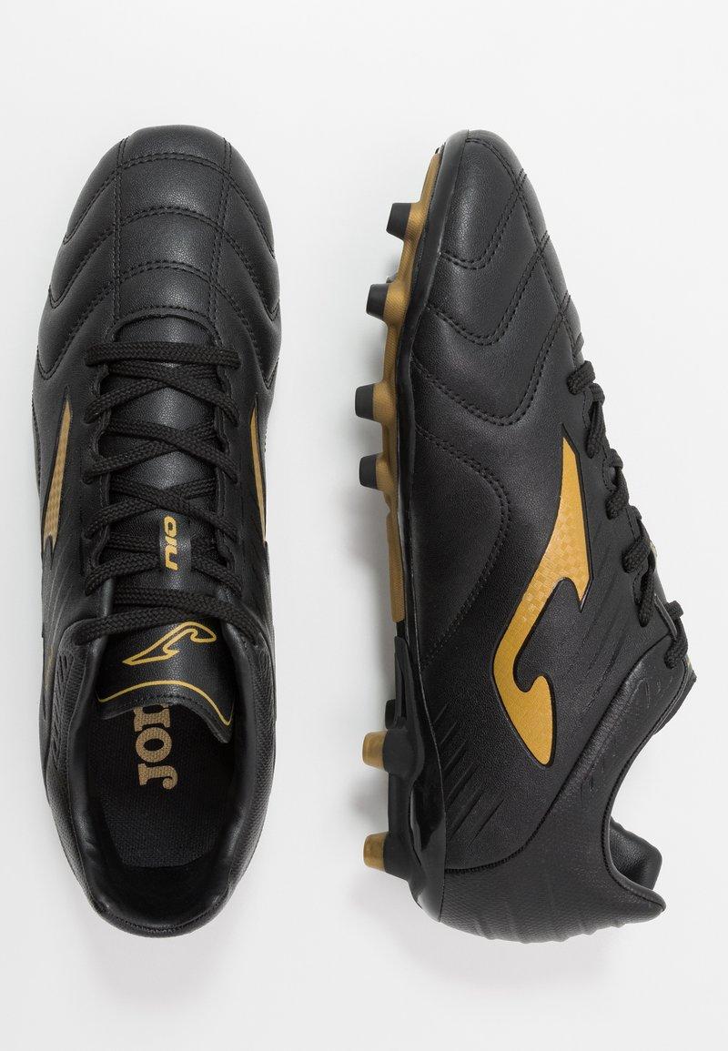 asse Sapone predire  Joma N10 - Scarpe da calcetto con tacchetti - black - Zalando.it