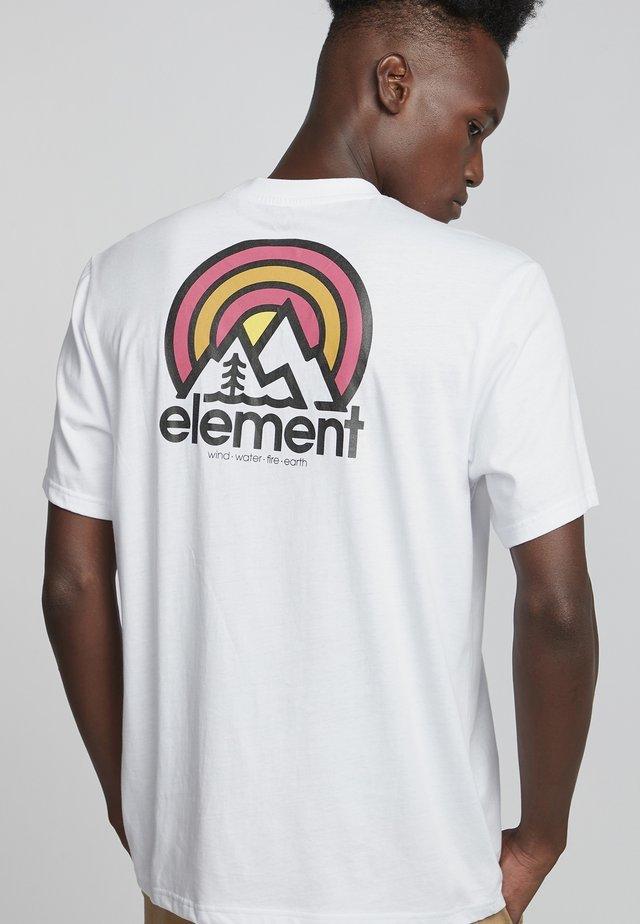 SONATA  - T-shirt imprimé - optic white
