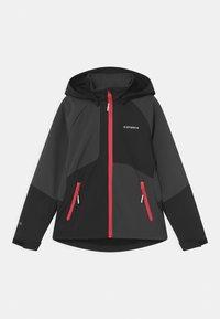 Icepeak - KESWICK UNISEX - Sportovní bunda - granite - 0