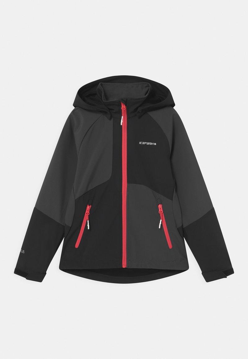 Icepeak - KESWICK UNISEX - Sportovní bunda - granite