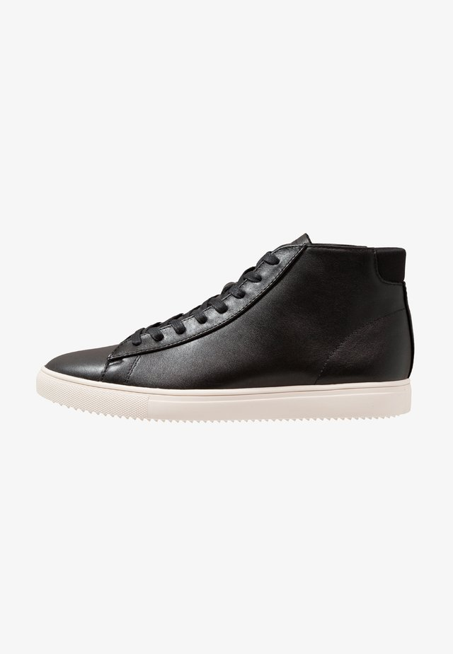 BRADLEY MID - High-top trainers - black
