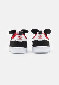 adidas Originals - SUPERSTAR 360 UNISEX - Trainers - core black/footwear white/vivid red - 2