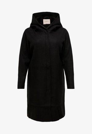 CURVY  - Classic coat - black